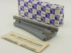 Schuco 6333/21/R Monorail Disneyland Handweiche rare NOS MIB OVP