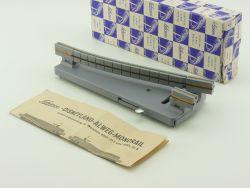 Schuco 6333/21/L Monorail Disneyland Handweiche rare NOS MIB OVP