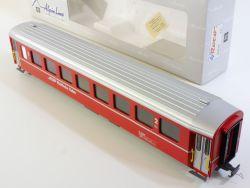 Roco 50512 Alpin Line Personenwagen 2.Kl. RhB B 2346 SW 0m  OVP