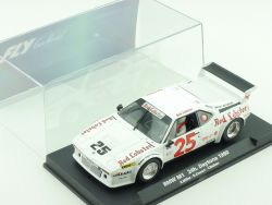 Fly 88315 BMW M1 24 H. Daytona 1980 Slot Car 25 Miller 1:32 OVP