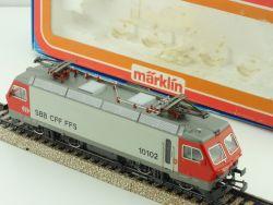 Märklin 3323 Elektrolokomotive Re 4/4 SBB 10102 Schweiz TOP OVP