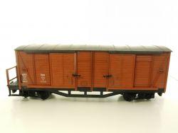 Lehmann LGB 4063 Geschlossener Güterwagen ÖBB Spur G braun