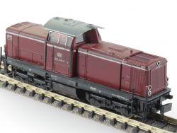 Minitrix 2048 Diesellokomotive BR 212 216-6 DB bespielt lesen