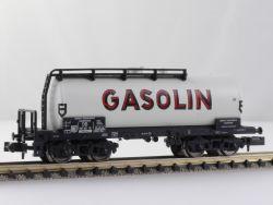 Minitrix 13907 Kesselwagen Tankwagen GASOLIN DB KKK lesen