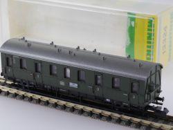 Minitrix 13325 Abteilwagen Personenwagen 2.Kl. 44 476 DB EVP