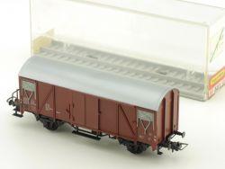 Trix 3411 International DC ged. Güterwagen 134 2 269-4 TOP! OVP