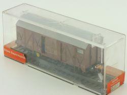 Röwa 2057 Gedeckter Güterwagen NEU SNCF France versiegelte OVP