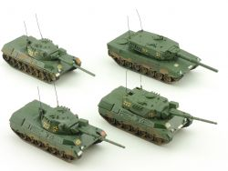 Roskopf RMM Konvolut Leopard 1 2 Kampfpanzer Bundeswehr