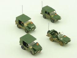 Roskopf RMM Konvolut DKW VW Iltis Munga Antennen Bundeswehr