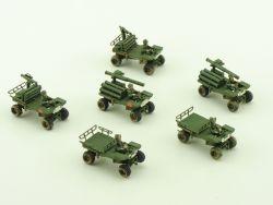 Roskopf RMM Konvolut Kraka Raketen Transporter Bundeswehr