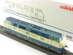 Märklin 3581 Diesellokomotive 5 Sterne BR 221 118-3 DB TOP! OVP