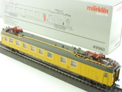 Märklin 49961 Oberleitungs-Messwagen DB digital Tacho MHI OVP