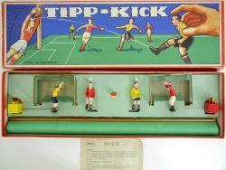 Mieg's Tipp Kick Tischfußball Rarität Anleitung! selten gut! OVP
