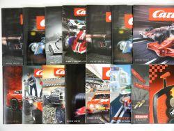 Carrera 15x Prospekt Katalog Exclusiv Rennbahn Slot Cars