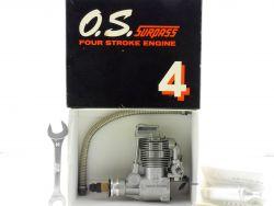Graupner 1820 OS MAX FS-70 Surpass 4-Takt-Motor NEU Zubehör! OVP