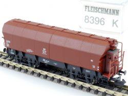 Fleischmann 8396 K Großraum-Güterwagen Getreide KKt27 DB NEU OVP