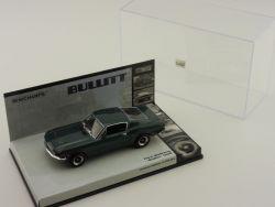 Minichamps 436082022 Ford Mustang Fastback 1968 Bullitt 1:43 OVP
