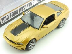 Greenlight 12878 2010 Ford Mustang GT Gold Limitiert MIB OVP