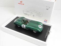 Spark 18LM59 Aston Martin DBR1 Minimax Le Mans 1:18 NEU OVP