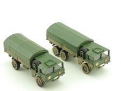 Roskopf RMM MAN 7t 5t Planenwagen Bundeswehr Heer Konvolut