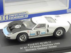 Universal Hobbies 3693 Ford GT 40 MK II 24h Daytona 1966 MIB OVP
