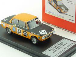 Trofeu Hekorsa BMW 1600 ti Typ 114 Alpina 33 Jarama 1970 MIB OVP