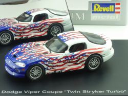 Revell 28206 Dodge Viper Coupe Twin Stryker Turbo 1:43 lesen OVP