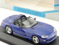 Minichamps 430144031 Dodge Viper RT/10 Cabriolet 1993 EVP