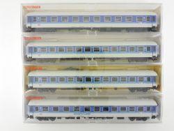Fleischmann 4x InterRegio-Wagen 5176 5177 5178 5179K KKK NEU OVP ME