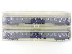 Fleischmann 2x 5606 K Schnellzugwagen KKK 2.Kl. Liegewagen OVP ME