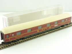 Fleischmann 5607 K Schnellzug-Schlafwagen DSG 33251 H0 OVP ME