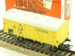 Märklin 4509 Kühlwagen Güterwagen Bananen Jamaica DB OVP