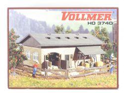 Vollmer 3740 Bausatz Bauernhof-Schweinestall ungeöffnet MIB! OVP