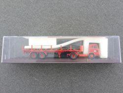 Brekina 83206 Magirus Deutz FL 200 Rungensattelzug Harvester OVP