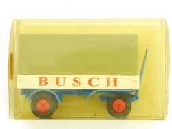 Brekina 55281 2-Achsiger Anhänger Zirkus Circus Busch 1:87 OVP ST