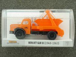 Brekina 85394 Berliet GLR 8 Absatzkipper Saarbrücken 1:87 NEU OVP