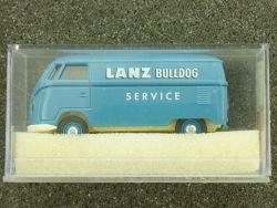 Brekina 32005 VW T 1 a Lanz Bulldog Traktor Service Bus 1:87 OVP SG