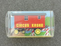 Epoche 202171 Wohnanhänger Zirkuswagen Circus Krone 1:87 OVP ST