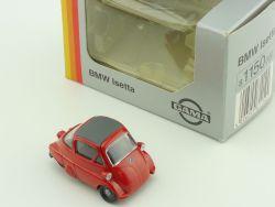 Gama 1150 mini BMW Isetta Rot Kleinwagen 1:43 OVP