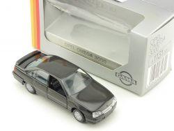 Gama 1131 Opel Omega 3000 Stufenheck Limousine Schwarz 1:43 OVP