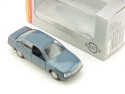 Gama 1130 Opel Omega Stufenheck Limousine Blau 1:43 neu! OVP
