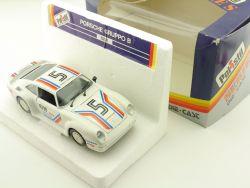 Polistil S210 Porsche 959 Gruppo Gruppe Concept Car 1983 rar OVP