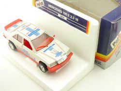 Polistil S235 Mercedes MB 190 E 2.3 16 W 201 1:25 MIB OVP