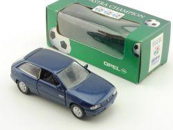 Gama 1001 Opel Astra Werbemodell Fussball EM 1996 1:43  OVP