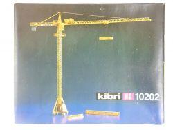 Schnäppchenmarkt! Kibri 10202 Turmdrehkran Bausatz unvollständig OVP