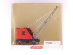 Wiking 8960134 Mobilkran Gittermast mit Verlängerung NEU! OVP ST