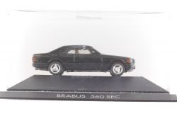 Herpa 20087 Mercedes MB Brabus 560 SEC Coupe 1:87 tlw. OVP ZZ