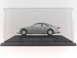 Herpa B6 696 0604 MB Mercedes CL 500 Coupé C 215 tlw. OVP ZZ