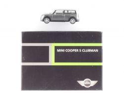 Herpa 80410421031 Mini Cooper S Clubman R55 Dealer tlw. OVP