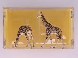 Preiser 00628 Giraffen Tiere Zirkus Circus Zoo H0 1:87 OVP SG